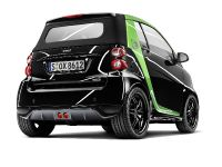 Brabus Smart Fortwo ED and ebike, 2 of 6