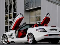 BRABUS Mercedes-Benz SLR McLaren Roadster, 4 of 16