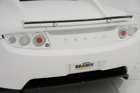 Brabus Tesla Roadster Picture 10660