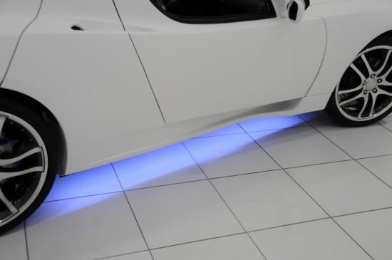 Brabus Tesla Roadster Picture 10645