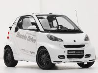 BRABUS ULTIMATE Electric Drive Smart ForTwo Convertible, 1 of 10