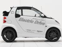 BRABUS ULTIMATE Electric Drive Smart ForTwo Convertible, 2 of 10