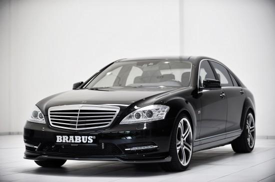 BRABUS Upgrades - Mercedes AMG S-Class