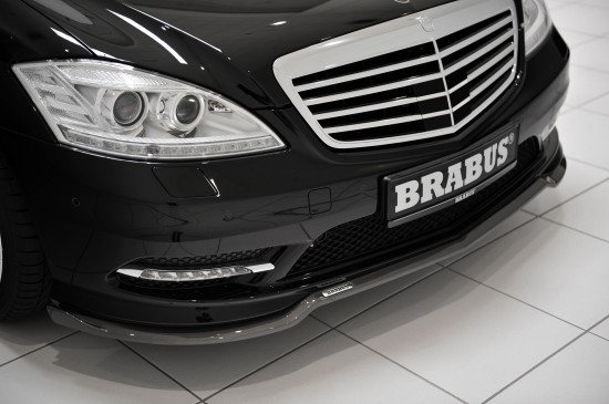 BRABUS Upgrades - Mercedes AMG S-Class