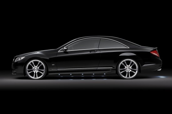 BRABUS Wheels & Fenders for S-Class and CL-Class