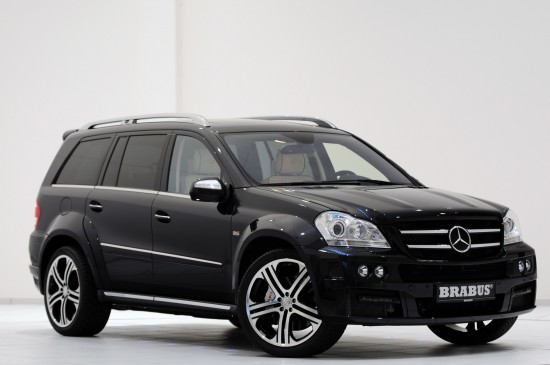 Brabus WIDESTAR Mercedes-Benz GL-Class Facelift