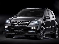 BRABUS WIDESTAR Mercedes-Benz M-Class Facelift Version, 21 of 21