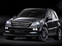 BRABUS WIDESTAR Mercedes-Benz M-Class Facelift Version, 21 of 21