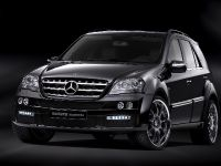 BRABUS WIDESTAR Mercedes-Benz M-Class Facelift Version, 11 of 21