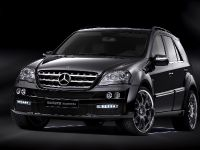 BRABUS WIDESTAR Mercedes-Benz M-Class Facelift Version, 10 of 21