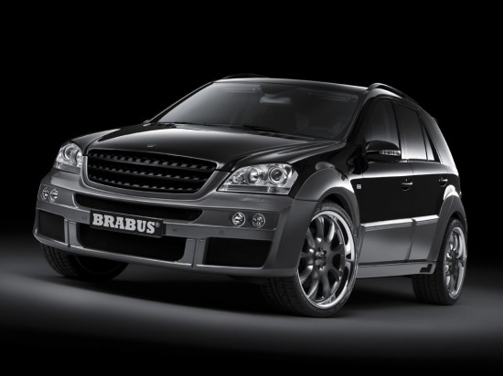 Brabus Widestar Mercedes-Benz ML63