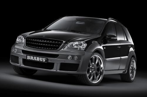 Brabus Widestar Mercedes-Benz ML 63