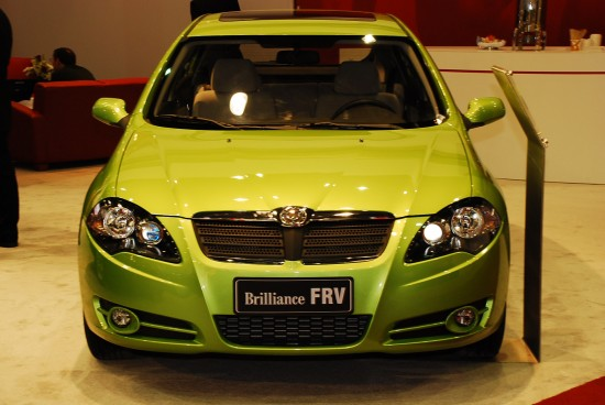 Brilliance FRV Detroit