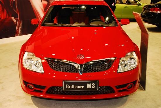 Brilliance M3 Detroit