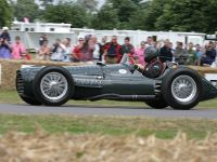 BRM V16 at Goodwood, 1 of 3