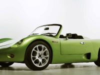 BRUSA SPYDER battery electric sportscar