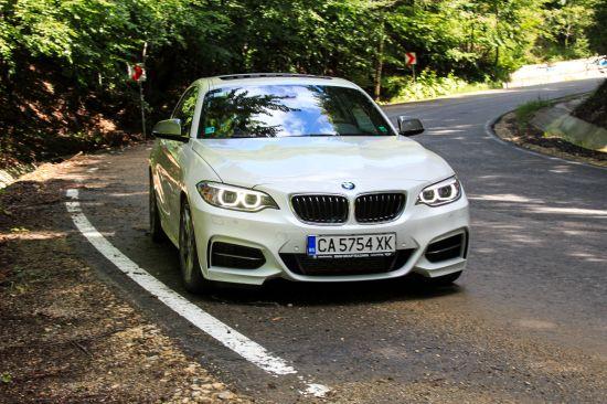 Budget BMW M3 M235i