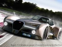 Bugatti 12.4 Atlantique Grand Sport Concept by Alan Guerzoni , 7 of 13