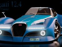 Bugatti 12.4 Atlantique Grand Sport Concept by Alan Guerzoni , 8 of 13