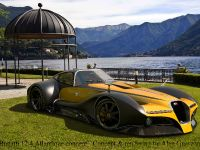 Bugatti 12.4 Atlantique Grand Sport Concept by Alan Guerzoni , 10 of 13