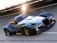 Bugatti 12.4 Atlantique Grand Sport Concept by Alan Guerzoni , 11 of 13