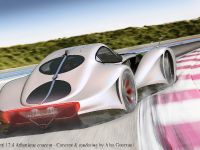 Bugatti 12.4 Atlantique Grand Sport Concept by Alan Guerzoni , 13 of 13