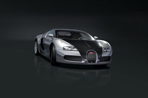 Bugatti Veyron принимает участие в БКК Fast & Furious продажи