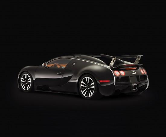 Bugatti EB Veyron Sang Noir