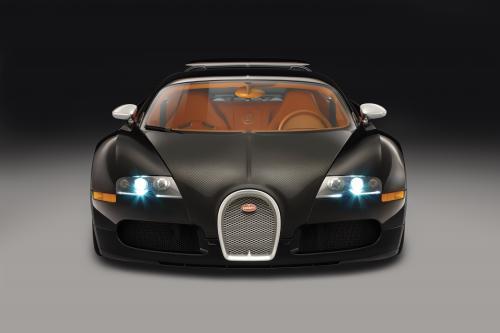 Bugatti EB 16.4 Veyron Sang Noir