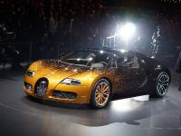 Bugatti Grand Sport Venet Geneva 2013
