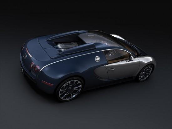 Bugatti Sang Bleu Grand Sport