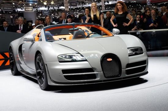 Bugatti Veyron 16.4 Grand Sport Vitesse Geneva
