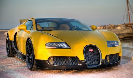 Bugatti Veyron 16.4 Grand Sport Special Edition
