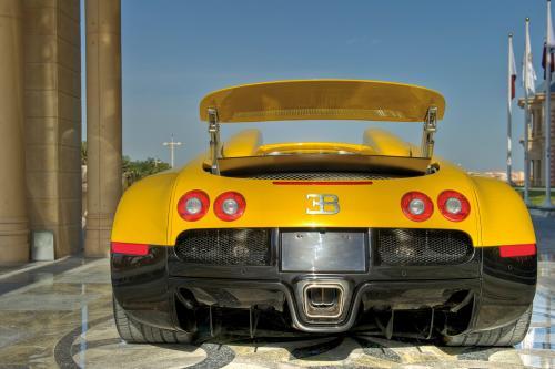 Bugatti Veyron 16.4 Grand Sport на Qatar International Motor Show
