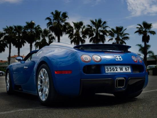 Bugatti Veyron 16.4 Grand Sport Cannes