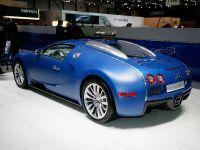 thumbnail image of Bugatti Veyron Bleu Centenaire Geneva 2009