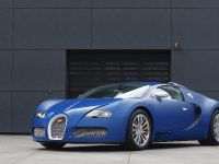 Bugatti Veyron Bleu Centenaire, 2 of 15