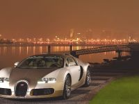 Bugatti Veyron Gold-colored
