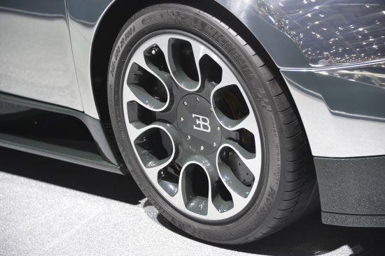 Bugatti Veyron Grand Sport Geneva