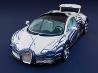 Bugatti Veyron Grand Sport L'Or Blanc, 2 of 29