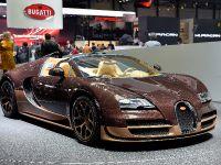 Bugatti Veyron Grand Sport Vitesse Rembrandt Geneva 2014