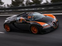 Bugatti Veyron Grand Sport Vitesse World Record Car Edition, 1 of 17