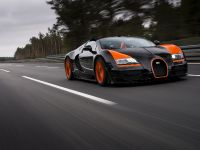 Bugatti Veyron Grand Sport Vitesse World Record Car Edition, 10 of 17