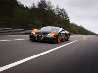 Bugatti Veyron Grand Sport Vitesse World Record Car Edition, 12 of 17