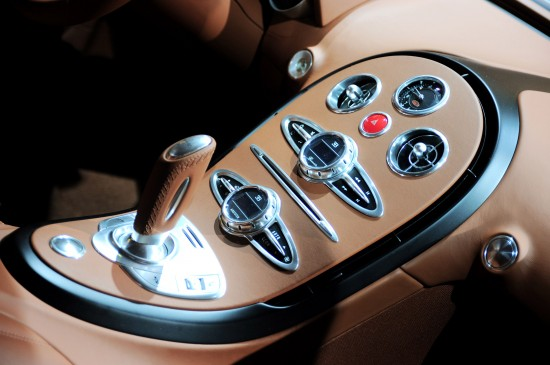 Bugatti Veyron Sang d'Argent
