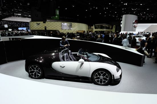 Bugatti Vitesse Geneva