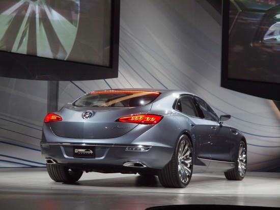 Buick Avenir Detroit