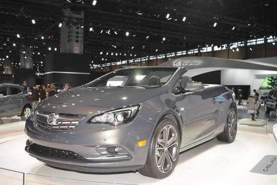 Buick Cascada Chicago