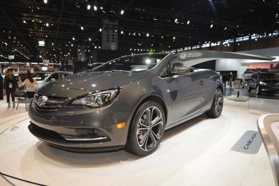 Buick Cascada Chicago