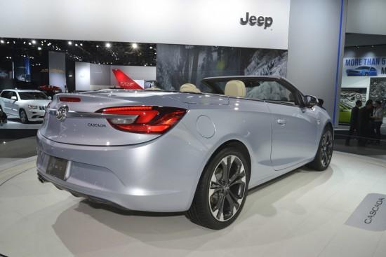 Buick Cascada Detroit